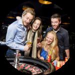 Focení pro Casino Merkur